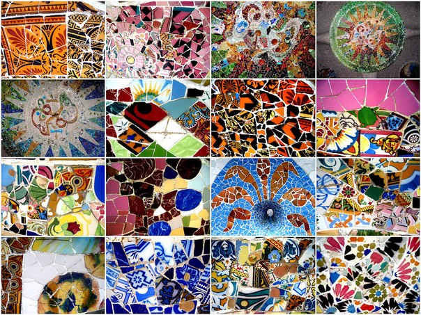 Материалы для мозаики своими руками